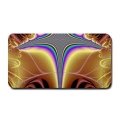 Symmetric Fractal Medium Bar Mats