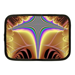 Symmetric Fractal Netbook Case (Medium)