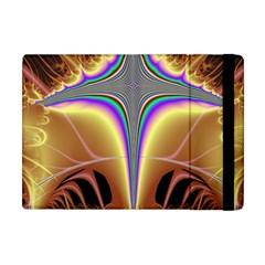 Symmetric Fractal Apple iPad Mini Flip Case