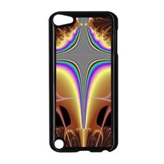 Symmetric Fractal Apple iPod Touch 5 Case (Black)