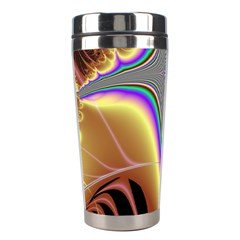 Symmetric Fractal Stainless Steel Travel Tumblers