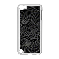 Distorted Net Pattern Apple Ipod Touch 5 Case (white)