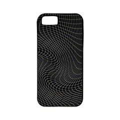 Distorted Net Pattern Apple iPhone 5 Classic Hardshell Case (PC+Silicone)