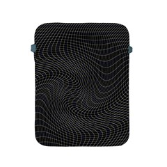 Distorted Net Pattern Apple iPad 2/3/4 Protective Soft Cases