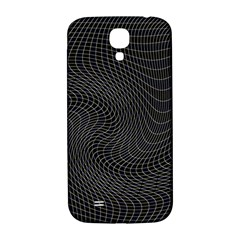 Distorted Net Pattern Samsung Galaxy S4 I9500/I9505  Hardshell Back Case