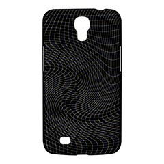 Distorted Net Pattern Samsung Galaxy Mega 6.3  I9200 Hardshell Case