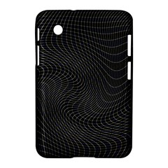 Distorted Net Pattern Samsung Galaxy Tab 2 (7 ) P3100 Hardshell Case