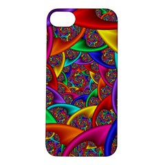 Color Spiral Apple iPhone 5S/ SE Hardshell Case