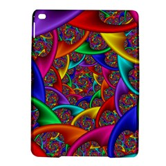 Color Spiral iPad Air 2 Hardshell Cases