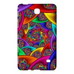 Color Spiral Samsung Galaxy Tab 4 (7 ) Hardshell Case
