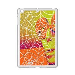 Orange Guy Spider Web iPad Mini 2 Enamel Coated Cases