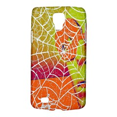 Orange Guy Spider Web Galaxy S4 Active