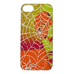 Orange Guy Spider Web Apple iPhone 5S/ SE Hardshell Case