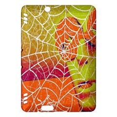 Orange Guy Spider Web Kindle Fire HDX Hardshell Case