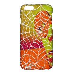 Orange Guy Spider Web Apple iPhone 6 Plus/6S Plus Hardshell Case