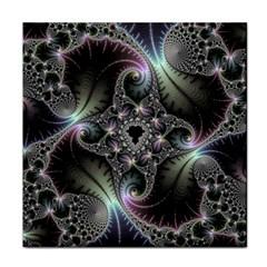 Beautiful Curves Tile Coasters