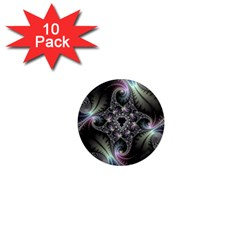 Beautiful Curves 1  Mini Magnet (10 Pack)