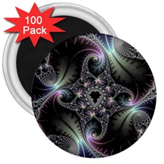 Beautiful Curves 3  Magnets (100 pack)
