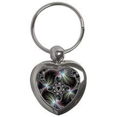 Beautiful Curves Key Chains (Heart)
