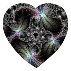 Beautiful Curves Jigsaw Puzzle (Heart)