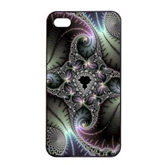 Beautiful Curves Apple iPhone 4/4s Seamless Case (Black)