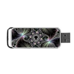 Beautiful Curves Portable Usb Flash (two Sides)