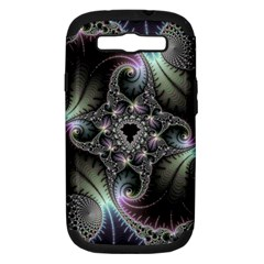 Beautiful Curves Samsung Galaxy S III Hardshell Case (PC+Silicone)