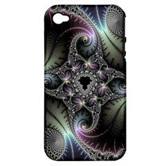 Beautiful Curves Apple iPhone 4/4S Hardshell Case (PC+Silicone)