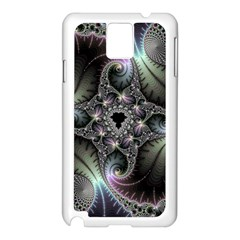 Beautiful Curves Samsung Galaxy Note 3 N9005 Case (White)