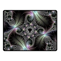 Beautiful Curves Double Sided Fleece Blanket (Small)