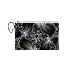 Beautiful Curves Canvas Cosmetic Bag (S)