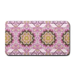 Floral Pattern Seamless Wallpaper Medium Bar Mats