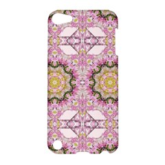 Floral Pattern Seamless Wallpaper Apple Ipod Touch 5 Hardshell Case