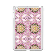 Floral Pattern Seamless Wallpaper iPad Mini 2 Enamel Coated Cases