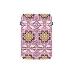 Floral Pattern Seamless Wallpaper Apple iPad Mini Protective Soft Cases
