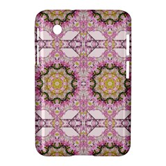 Floral Pattern Seamless Wallpaper Samsung Galaxy Tab 2 (7 ) P3100 Hardshell Case