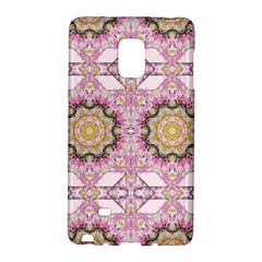 Floral Pattern Seamless Wallpaper Galaxy Note Edge