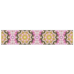 Floral Pattern Seamless Wallpaper Flano Scarf (small)