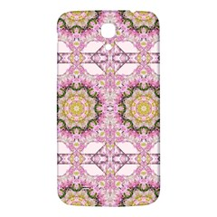 Floral Pattern Seamless Wallpaper Samsung Galaxy Mega I9200 Hardshell Back Case