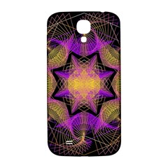 Pattern Design Geometric Decoration Samsung Galaxy S4 I9500/I9505  Hardshell Back Case