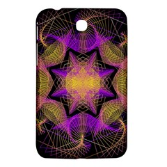 Pattern Design Geometric Decoration Samsung Galaxy Tab 3 (7 ) P3200 Hardshell Case