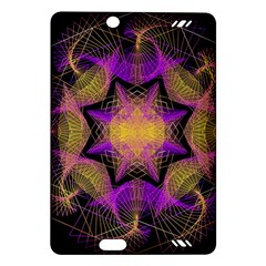 Pattern Design Geometric Decoration Amazon Kindle Fire HD (2013) Hardshell Case