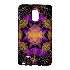 Pattern Design Geometric Decoration Galaxy Note Edge