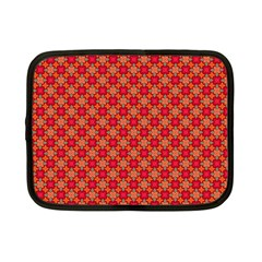 Abstract Seamless Floral Pattern Netbook Case (small)