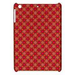 Abstract Seamless Floral Pattern Apple iPad Mini Hardshell Case