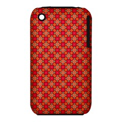 Abstract Seamless Floral Pattern iPhone 3S/3GS