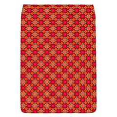 Abstract Seamless Floral Pattern Flap Covers (S)