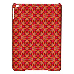 Abstract Seamless Floral Pattern iPad Air Hardshell Cases
