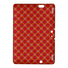 Abstract Seamless Floral Pattern Kindle Fire HDX 8.9  Hardshell Case