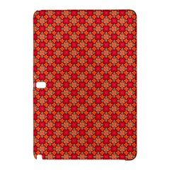 Abstract Seamless Floral Pattern Samsung Galaxy Tab Pro 12.2 Hardshell Case